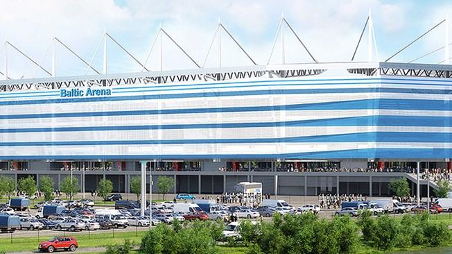 Kaliningrad: Arena Baltika